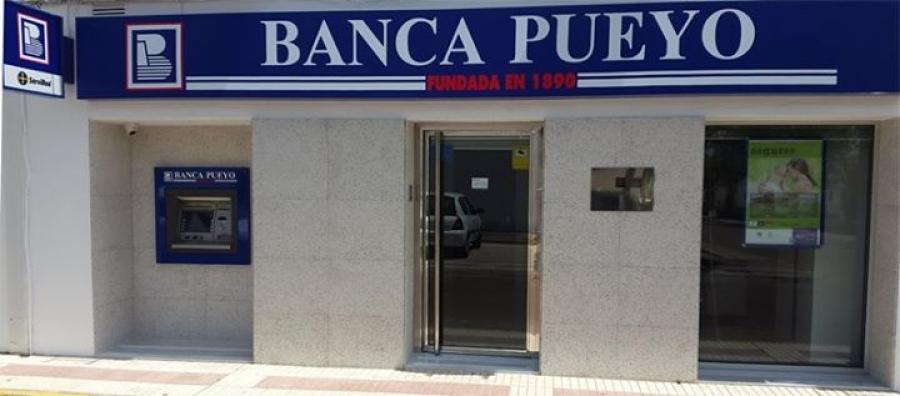 Banca pueyo abre ocho oficinas en extremadura y dos en for Oficinas y cajeros